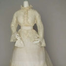 LADY'S WEDDING ENSEMBLE, DEC. 30, 1868