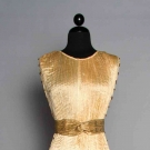FORTUNY SILK DELPHOS W/ BOX, 1920-1930s