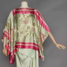 CALLOT SOEURS COUTURE ORIENTALIST GOWN, 1910-1914