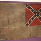 CONFEDERATE FLAG, 1863-1865