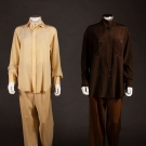 TWO KATHARINE HEPBURN OUTFITS, 1940-1970s