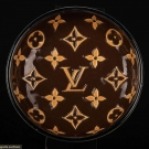 LOUIS VUITTON CIGAR/TRINKET BOWL, PRE-1950s