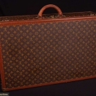 LOUIS VUITTON ALZER 75 HARD SUITCASE, 1960-1970s