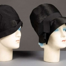 SIX SUMMER DAY HATS, 1920-1930s