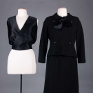 DIOR COUTURE BODICE, F-W 1961 & DIOR DAY SUIT