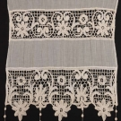 GROUP OF LACE CURTAIN PANELS, 1920-1930