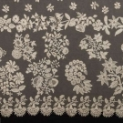 TWO HANDMADE LACE PANELS, 19TH C