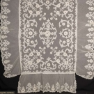 FOUR LACE BEDSPREADS & SHAMS, EARLY 20TH C