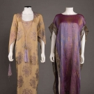 TWO ORIENTALIST HOUSE DRESSES, 1920s