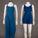TWO PLAY GARMENTS, 1930-1940s