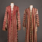 TWO LADIES' ROBES, OTTOMAN, 19TH C