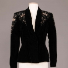 SCHIAPARELLI INSPIRED EVENING JACKET, LATE 1930s