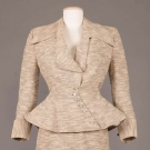 LILLI ANN SKIRT SUIT, AMERICA, LATE 1940s