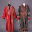 ONE CHAPAN & ONE CHERPI, TURKMENISTAN, LATE 19TH- EARLY 20TH C.