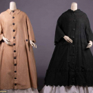 ONE DUSTER & ONE CLOAK, 1865-1867