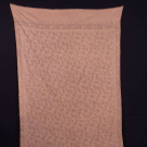 MANS EMBROIDERED CASHMERE SHAWL, EARLY 20TH